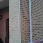 Стена до монтажа