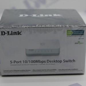Коммутатор D-Link 5 портов